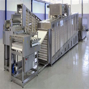 Automatic Line for Arabic Bread 14000 leaves/hour