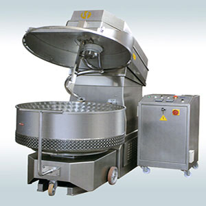Spiral Mixer 200Kg Removable Bowl - Italy