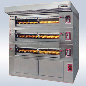 Electric Modular Deck Oven - Made in Italy Cimav