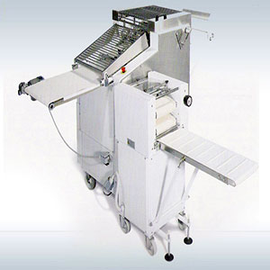 Group Croissant Machine - Alma - Made in Italy