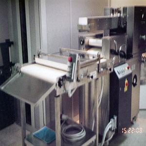 Cutter & Rounder Machine For Samouli