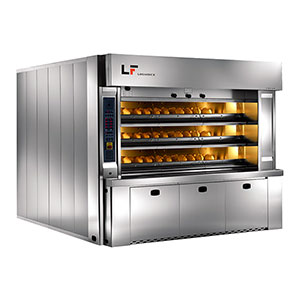Deck Oven For Samouli Bread
