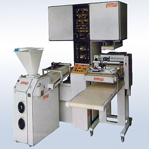 Automatic Line for Bugat bread