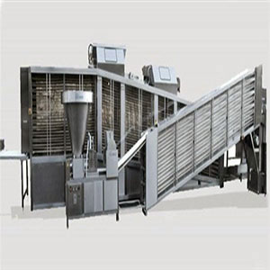 Automatic Line For Arabic bread 3 pieces 8000 leaves/hour